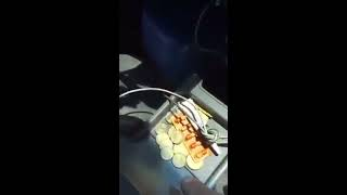 Road rage between an Arab and an Asian