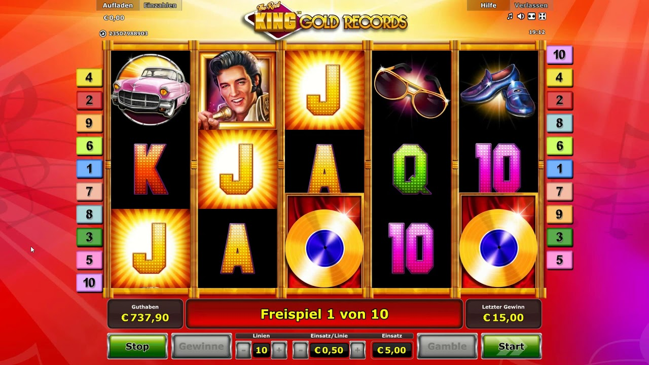 Elvis presley slots free play olg free slot play