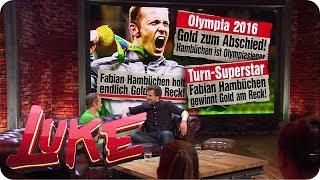 Goldjunge Fabian Hambüchen