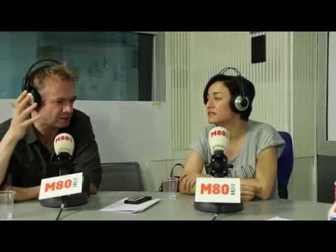 Tristán Ulloa y Carolina Román en Ya Veremos