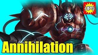 HoN Pro Pebbles Gameplay / yakdomhee`2t / Immortal Rank