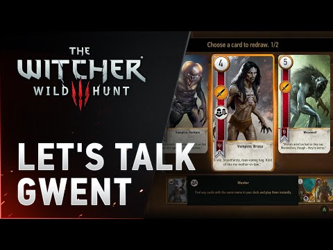 A Witcher 3 guide to Gwent