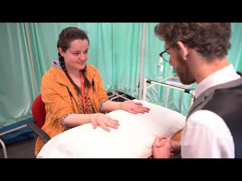 Hand Clinical Examination - 4K - Warwick Medical School