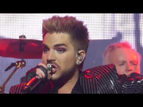 Q ueen & Adam Lambert RGG August 5, 2017 Toyota Center Houston