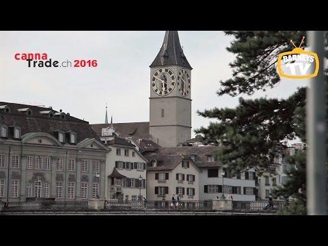 Barneys Farm @ CannaTrade 2016 - Zurich Switzerland - Barneys TV