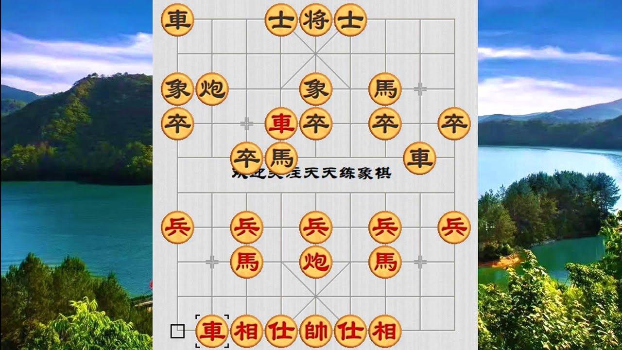 陳孝堃犀利對局,大展神威,戰勝孟立國【天天練象棋】