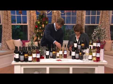 Vintage Wine Estates 12 Bottle California Wine Sampler with Jill Bauer