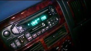 Jeep Grand Cherokee wyjście AUX modyfikacja radia Seryjnego na mp3
