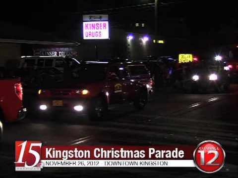 2012 Kingston Christmas Parade