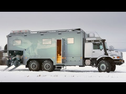 mercedes benz zestros 6x6 expedition vehicle is a luxury motorhome rh youtube com 6x6 motorhome 6x6 motorhome