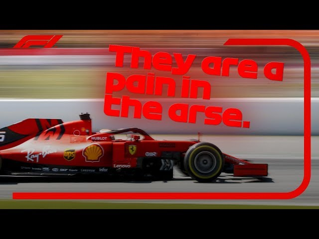 Seb's Tyre Trouble, Haas Tensions And The Best Team Radio | 2019 Spanish Grand Prix