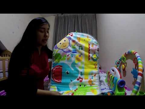 Gimnasio Piano Pataditas (Deluxe Kick & Play Piano Gym) From Fisher-Price