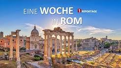 Rom zur Osterzeit die Reportage