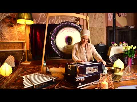 Gong and Sacred Sound Healing - Gong...