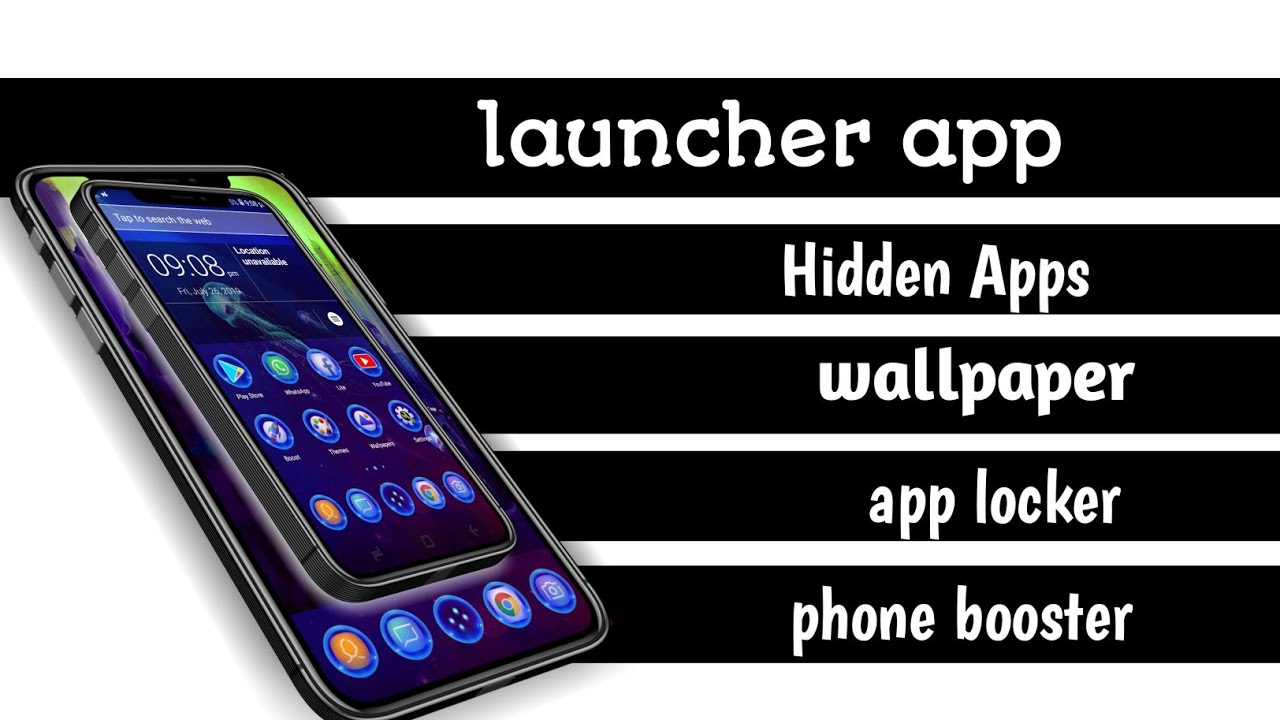 Best launcher Android phone| 2019 new launcher apps