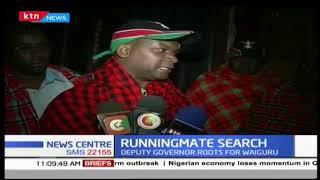 Kirinyaga DG petitions DP Ruto to chose Waiguru as his 2022 running mate