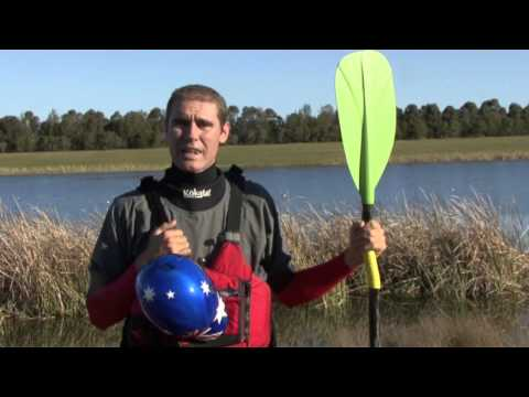 The Hip Snap - How to kayak - Paddle Education