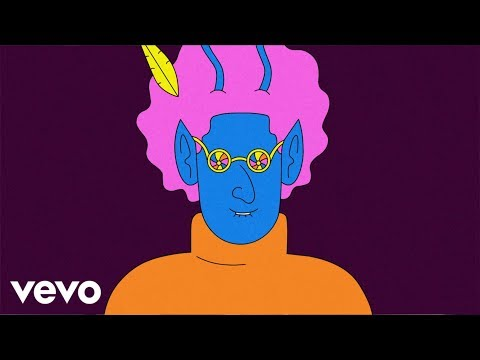 LSD – Genius ft. Sia, Diplo, Labrinth