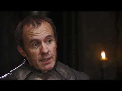 Game of Thrones: Season 2  Character Feature  Stannis Baratheon HBO