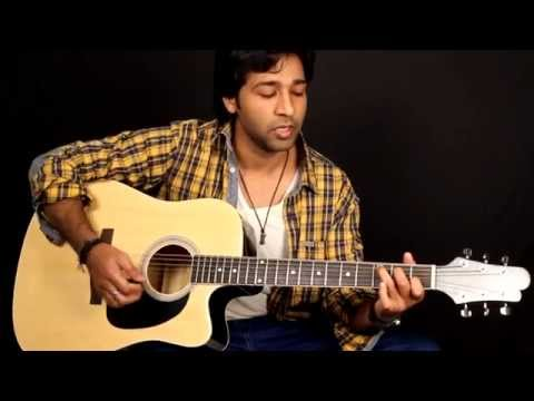 Raabta - Guitar Lesson in Hindi for beginners - Agent Vinod Movie By VEER KUMAR