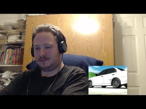Ranger Reacts: Initial D Second Stage - 1 - A New Threat (SUB)