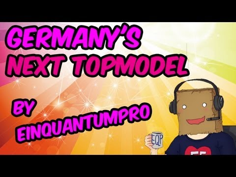 Germany's next Topmodel by EinQuantumPro