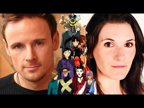Voice Connections  Kirby Morrow & Kelly Sheridan