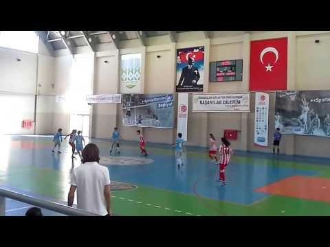 2014 kadın futsal karabük1 odtü 4 part3