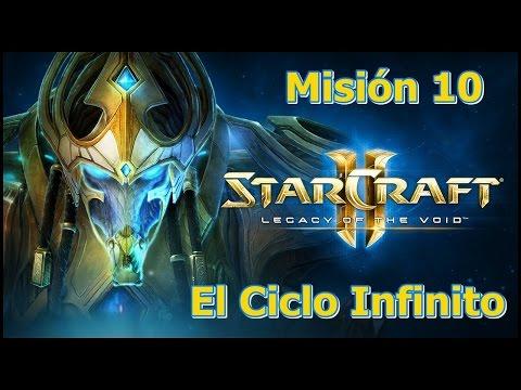 Starcraft 2 - Legacy Of The Void - Misión 10 - El Ciclo Infinito