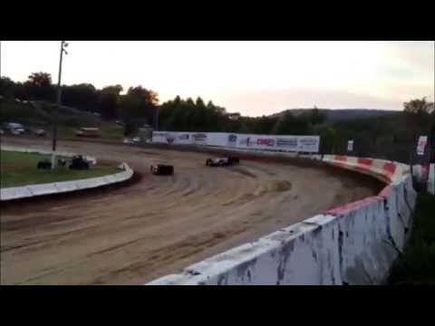 2014 Comp Cams Topless 100 Hot Laps Batesville (AR) Motor Speedway