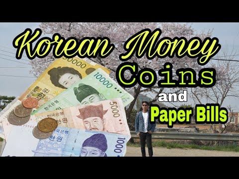 KOREAN MONEY , At Anong Kayang Bilin Nito?