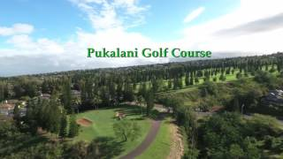 Pukalani Country Club, Makawao