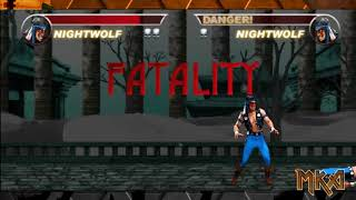 Mortal Kombat Karnage (Demo 3) by TimsMK with link