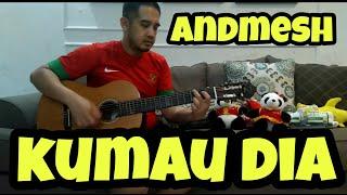 Download Andmesh - Kumau Dia (Fingerstyle Cover)