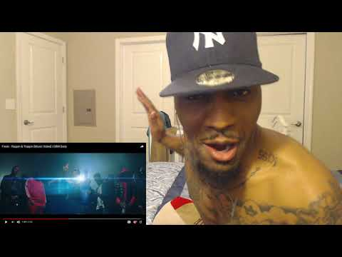 Fredo - Rappin & Trappin [Music Video] | GRM Daily | Reaction
