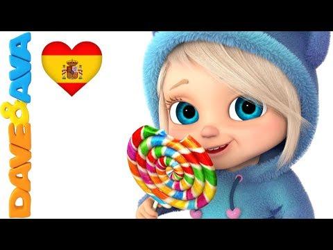 👶 Canciones para Niños   Canciones Infantiles en Español de Dave y Ava 👶