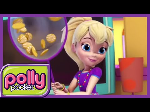 Polly Pocket full episodes | Cookie caper - 1 Hour Fun Marathon | Movies for kids | Animation movies
