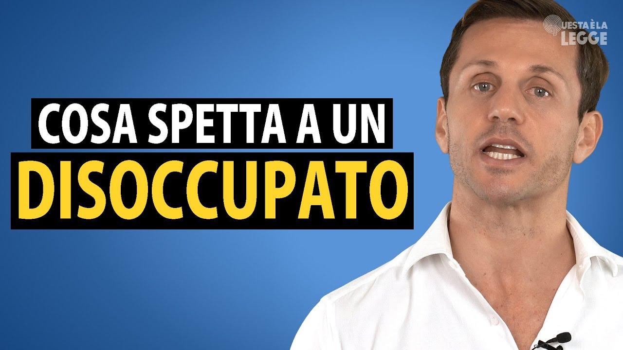 Download A cosa ha diritto un disoccupato?   avv. Angelo Greco