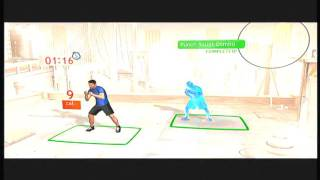 Cardio Boxing Fitness Class - Your Shape: Fitness Evolved for Kinect - XboxFitness.Org