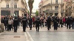 Manifestation gilets Jaunes Montpellier 16 mai 2020 France 3 Occitanie