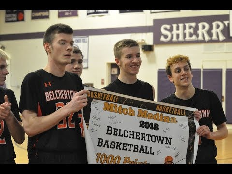 Mitch Medina: A Belchertown High School hoops star that continues to exceed expectations