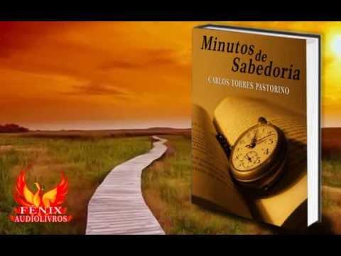 AUDIOLIVRO - MINUTOS DE SABEDORIA - YouTube
