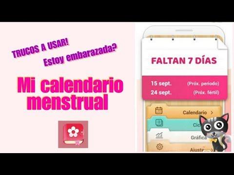 Calendario de ovulacion chiquimami