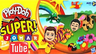Gambar cover Play doh challenge PT 1 (Super Jomar & Super JDad)