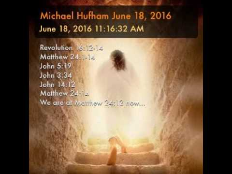 Michael Hufham June 18, 2016