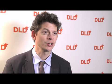 Interview with Thomas Goetz (Executive Editor at Wired) | DLD12