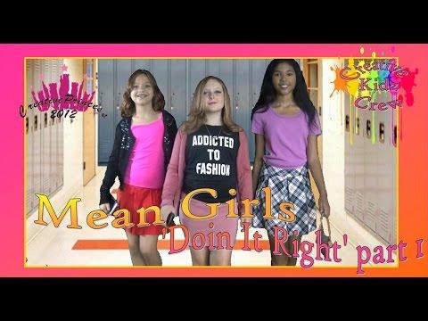 Creative Kidz Crew | 'Mean Girls' Doin it Right - Creative Princess