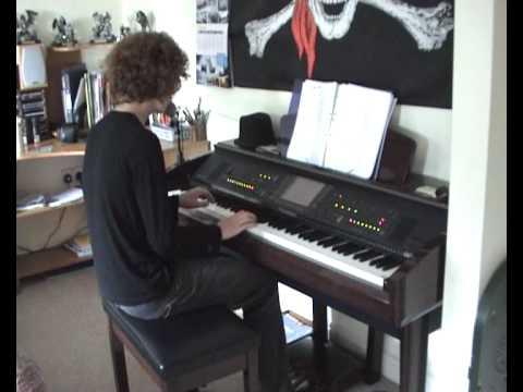 Warmer Climate Piano Cover