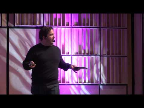 I Think That Would Look Better Over There-Public Art:  Michael Dittman at TEDxChemungRiver