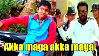 Akka maga akka maga   Tamil video song   Kanistan Dance   Kutti puli